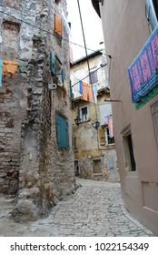 The Adriatic cityscape. Croatia