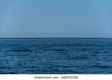 Adriatic Sea in Summer - Landscape