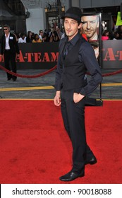 """Adrien Brody at the Los Angeles premiere of """"The A-Team"""" at Grauman's Chinese Theatre, Hollywood. June 3, 2010  Los Angeles, CA Picture: Paul Smith / Featureflash"""