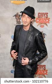 "Adrien Brody at Spike TV's 4th Annual ""Guys Choice Awards,"" Sony Studios, Culver City, CA. 06-05-10"