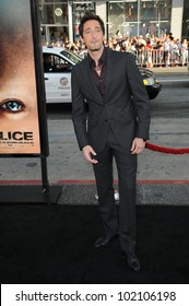 """Adrien Brody at the """"Splice"""" Los Angeles Premiere, Chinese Theatre, Hollywood, CA. 06-02-10"""