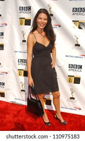 Adrienne Janic at the 5th Annual BAFTA-LA Tea Party honoring Emmy Nominees. Wattles Mansion, Los Angeles, CA. 09-15-07