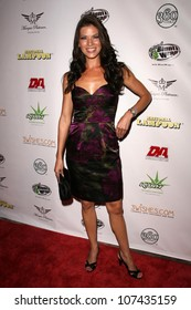 Adrienne Janic  at National Lampoon's 'The Great American Fantasy'. Playboy Mansion, Holmby Hills, CA. 09-06-08