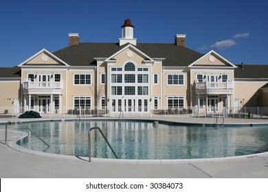 Adult Retirement Village Monroe New Jersey Entertainment Center