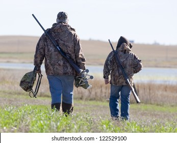 Adult and youth hunting