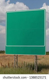 Advance Arrow Direction Traffic Sign Highway