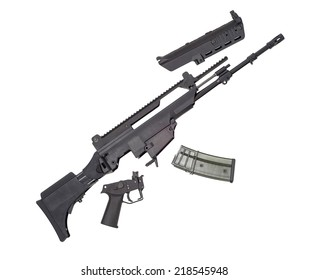 Advanced automatic weapon