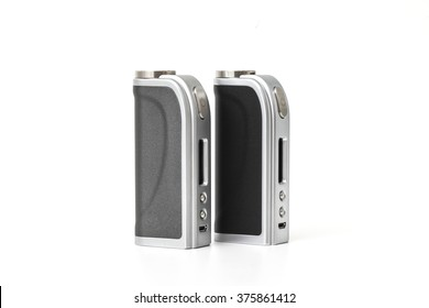 Advanced personal vaporizer - e-cigarette box mod