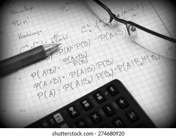 Advanced probability calculations