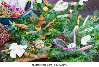 Advent floristry tinker