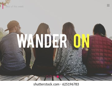 Adventure Relaxation Wanderlust Passion Concept