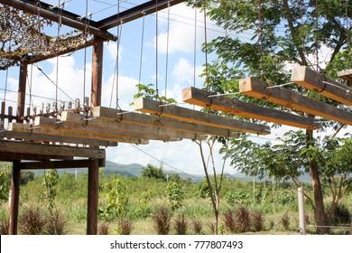 Adventure Sky  Ladder