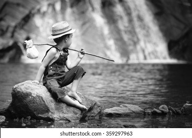 adventures of a little boy on a river. Tom Sawyer