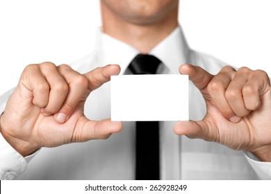 Advertisement, business, business card.