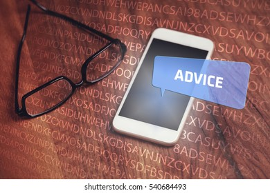 Advice, Business Concept