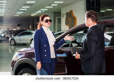 Advice on buying a car.A respectable girl bought an expensive car for business