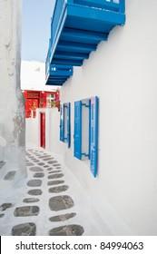 Aegean alley