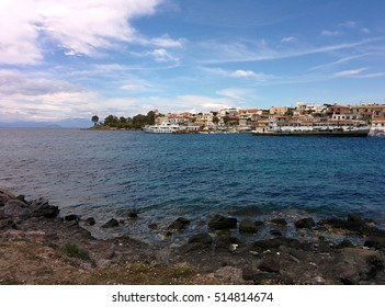 Aegina island, only 1 hour from Athens - Greece