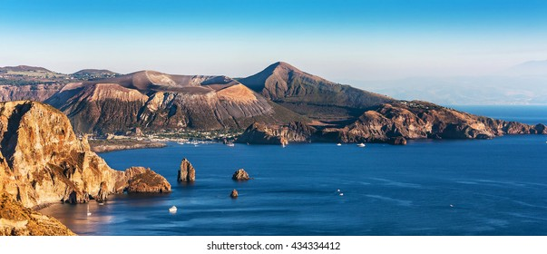 Aeolian Islands, Lipari island, Italy, Europe