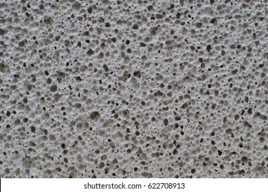 aerated texture