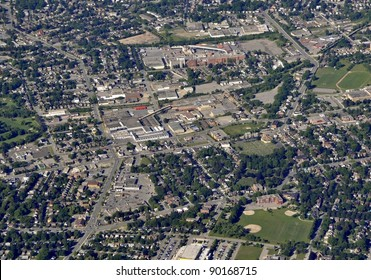 Similar Images, Stock Photos & Vectors of Aerial view of