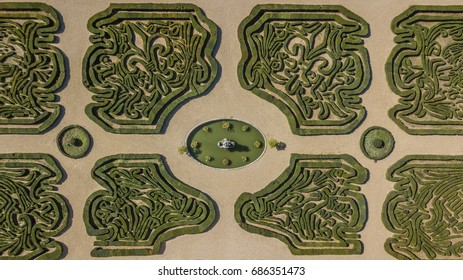 Aerial Labyrinth Images, Stock Photos & Vectors | Shutterstock on