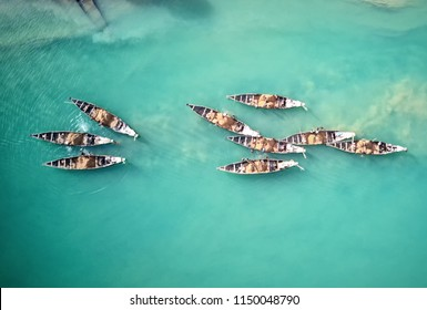 Aerial Photo Bangladesh