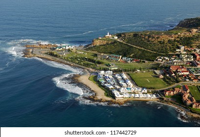 Aerial photo of Mossel Bay - South Africa