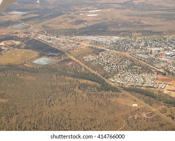 Aerial photography of Mornanbah Queensland, Australia