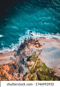 Aerial Photography of Point Dume, Malibu