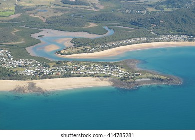 Aerial photography of Queensland, Australia