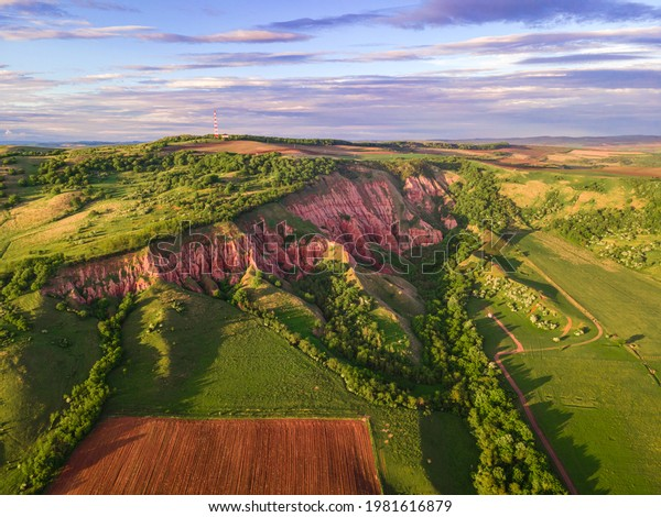aerial-photography-red-ravine-located-60