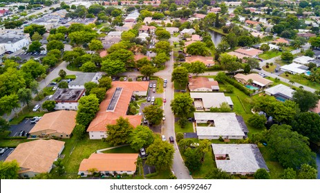 Aerial Photography from South Florida.