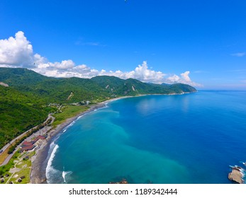 Aerial Photos of Hualien