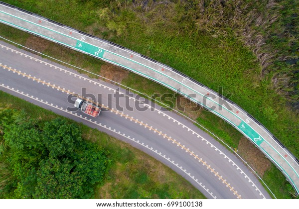 [Imagine: aerial-view-bicycle-path-parallel-600w-699100138.jpg]