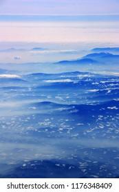Aerial View of Carinthia, Austria