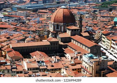 Aerial View of Florenze