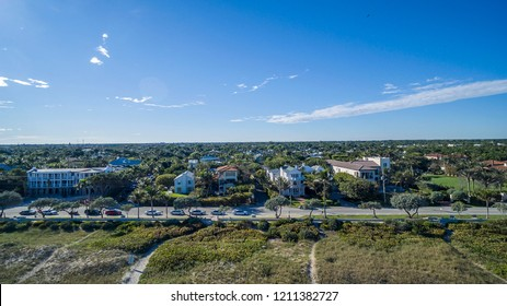 Aerial View from Fort Lauderdale, Florida