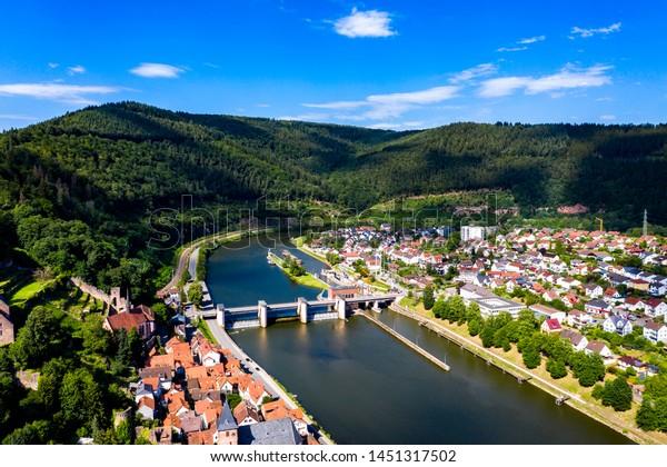 Dirne Hirschhorn (Neckar)