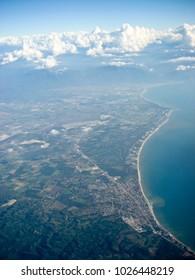 Aerial View of Puerto Vallarta, Mexico