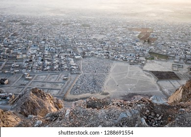 Aerial view of Quetta