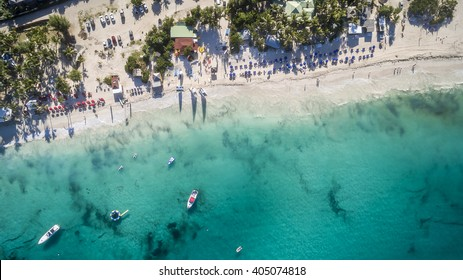 Aerial view of Saint Martin Beach: Best St Martin Beaches in Caribbean from the sky, Aerial views