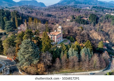 Similar Images, Stock Photos & Vectors of Aerial View ...