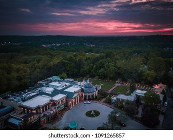 Aerial View of West Orange New Jersey