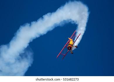 Aerobatic Steerman