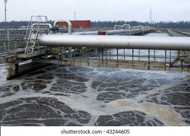 Aerobic process of Waste water treatment