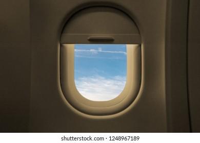 Aeroplane Window fly
