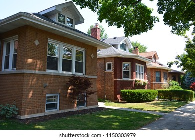 Affordable bungalow style homes were built in the first half of the 20th Century and are iconic to many Chicago neighborhoods.