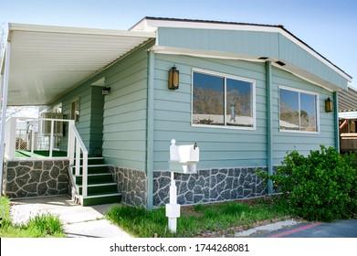 Erschwingliches Zuhause in einem mobilen Wohnpark - Immobilieninvestitionen - Niedriges Einkommen - Cashflow