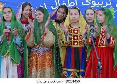 Afghan girls' choir